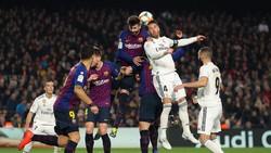 Pique Pemain Biasa Saja, Ramos Bek Terbaik Dunia