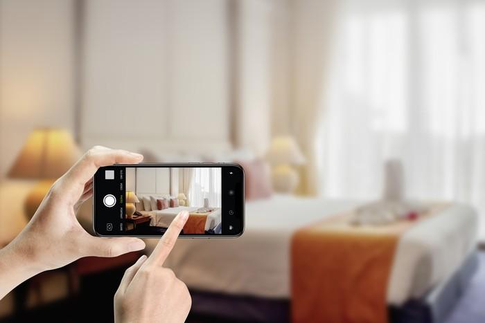 Fotografi kamera ponsel
