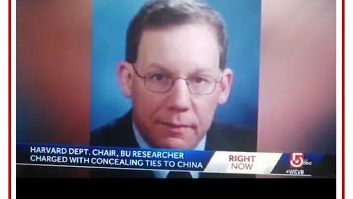 Pada 6 April silam, sebuah video penangkapan dari kepada Profesor dari Harvard University Dr Charles Lieber ramai dibicarakan. Video dari laporan berita WCVB tersebut dilengkapi dengan keterangan pembuat virus corona ditangkap.