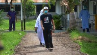 Sembuh, Pasien Positif Corona di Aceh Dipulangkan