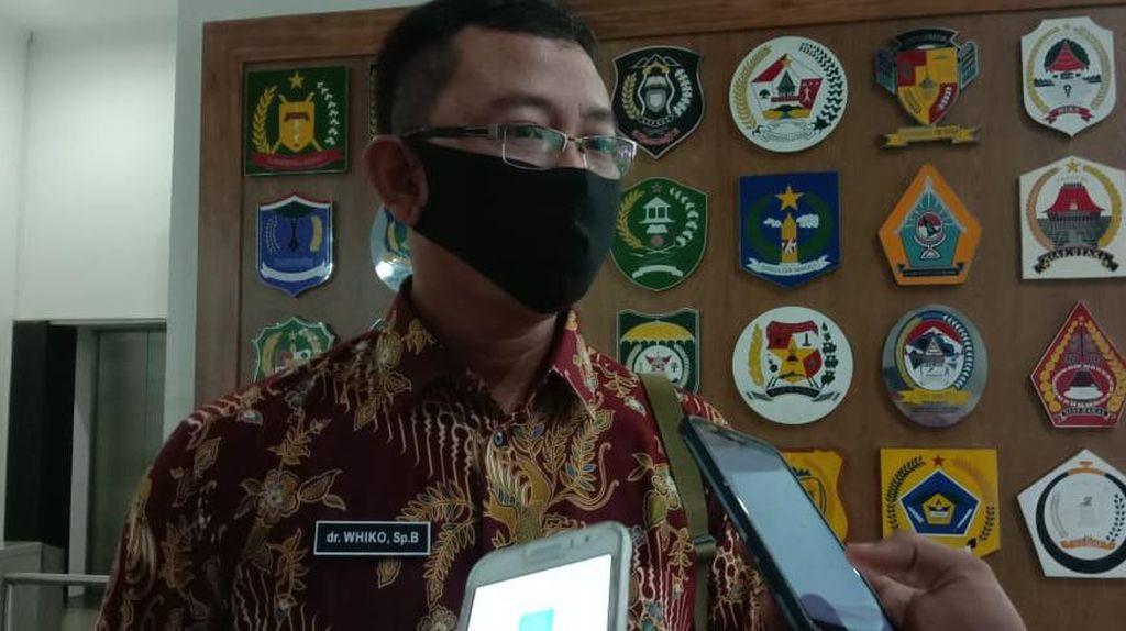 27 Tenaga Kesehatan RS Haji Medan Positif Corona