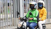 Usulan New Normal Naik Ojek Online: Disekat hingga Bawa Helm Sendiri