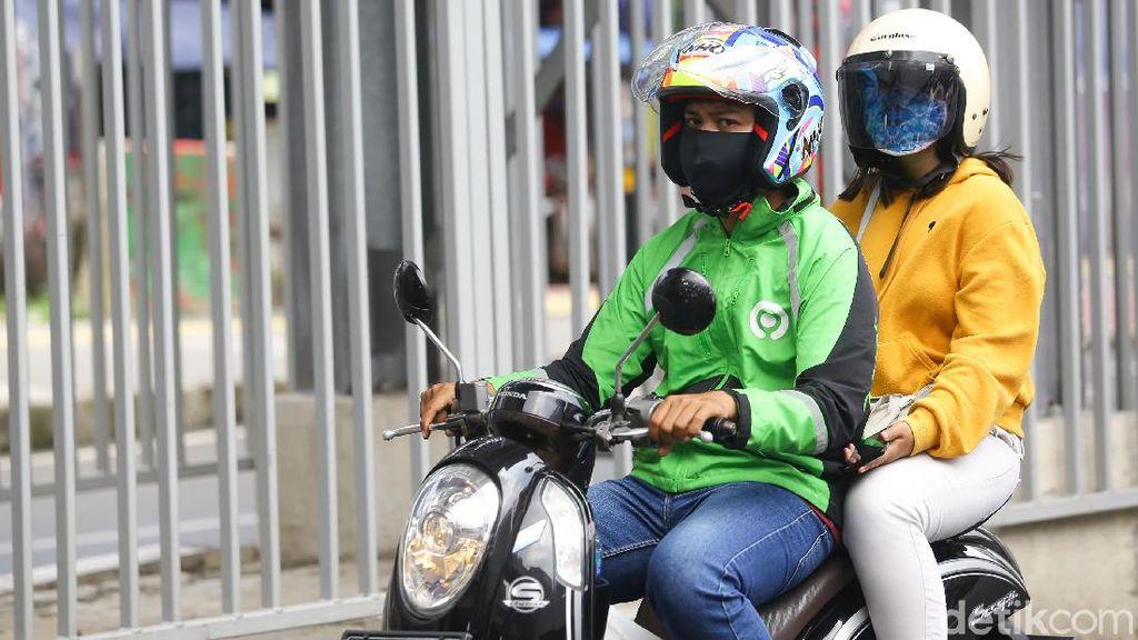 Protokol New Normal Mendagri, Opang-Ojol Tetap Ditangguhkan untuk Cegah Corona