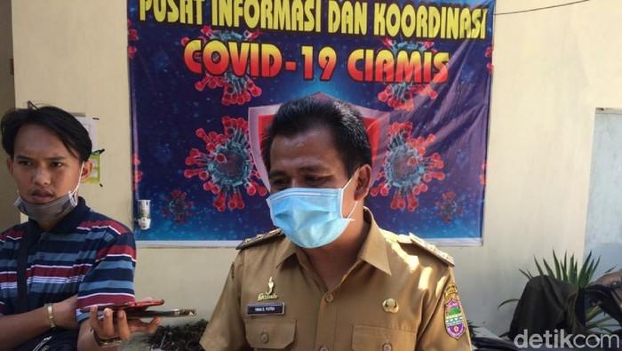 Wakil Bupati Ciamis Yana D Putra