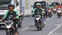 Ojol dan Opang di DKI Bisa Angkut Penumpang Lagi Senin Depan
