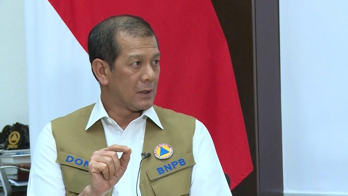 Ketua Gugus Tugas Penanganan Wabah Corona Doni Monardo