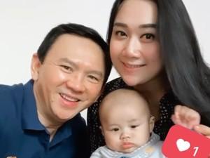 Berita Terpopuler: Ahok Main Sama Anak Hingga Soal Jadi Bapak di Usia 53