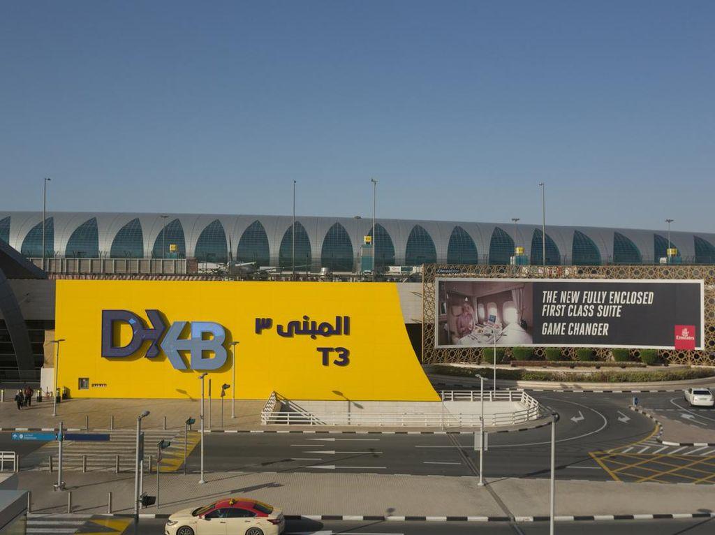 Selama 3 Minggu, 19 Orang India Terjebak di Bandara Dubai