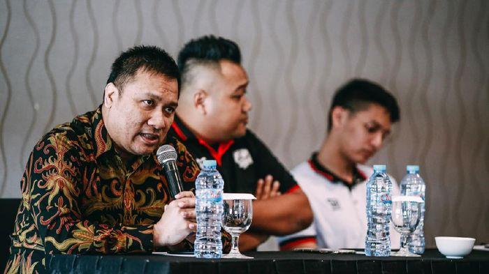 Pemilik Louvre Surabaya, Erick Herlangga, berharap IBL 2020 tak dilanjutkan.