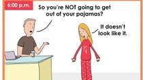 Komik Ini Ungkap Gambaran Nyata Ibu-ibu Saat #dirumahaja, Menohok Tapi Kocak