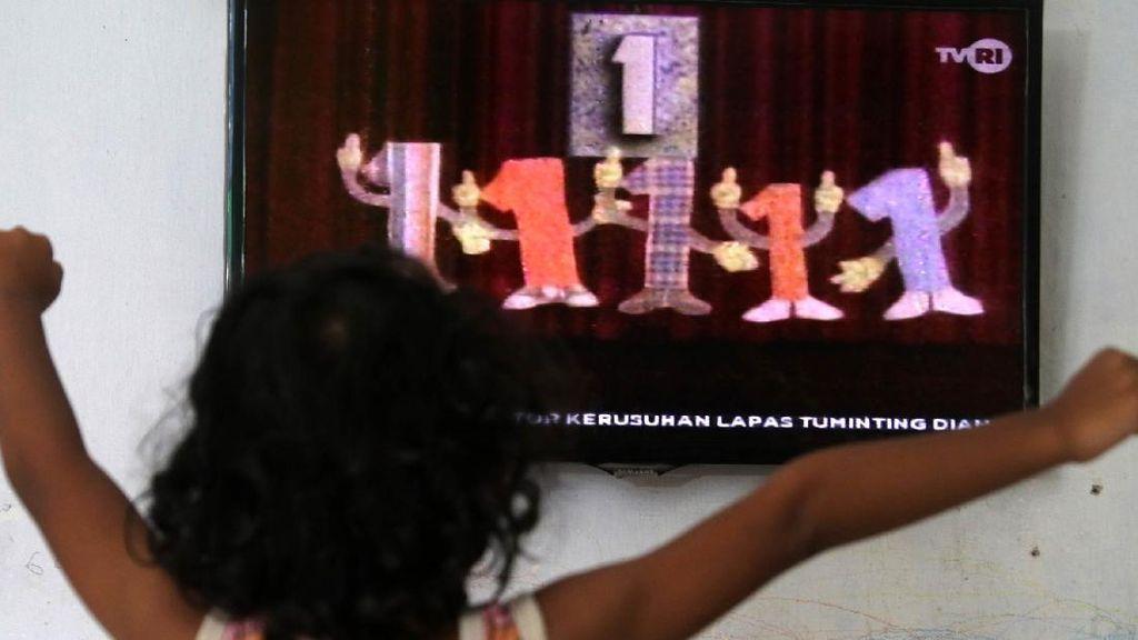 Jadwal Belajar dari Rumah TVRI Kamis (25/2/2021) untuk SD dan PAUD