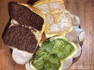Ini Roti Bakar dan Kukus Favorit Mahasiswa Unpad