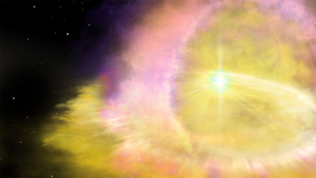 Astronom Temukan Supernova Paling Cerah yang Pernah Diamati