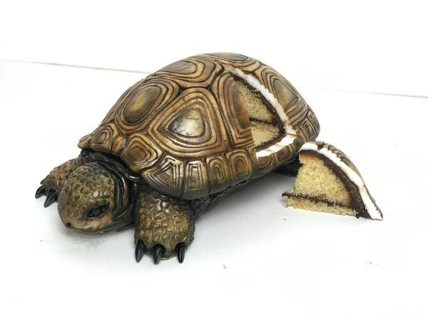Realistic cake karya Ben Cullen