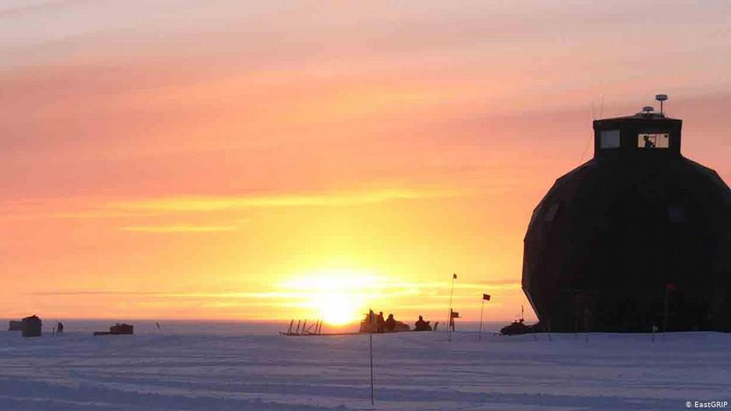 Virus Corona Bekukan Penelitian Perubahan Iklim di Kutub Utara