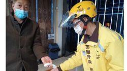 Kisah Pengantar Makanan Balas Jasa Dokter dan Perawat Saat Pandemi Corona