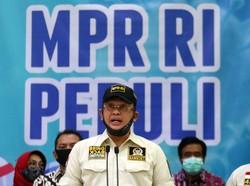 Mahfud Md Ungkap Rencana Relaksasi PSBB, MPR: Dengarkan Kepala Daerah