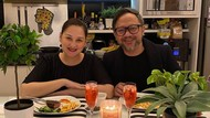 Mona Ratuliu, Ersa Mayori dan Meisya Kompak Dinner Virtual dari Rumah