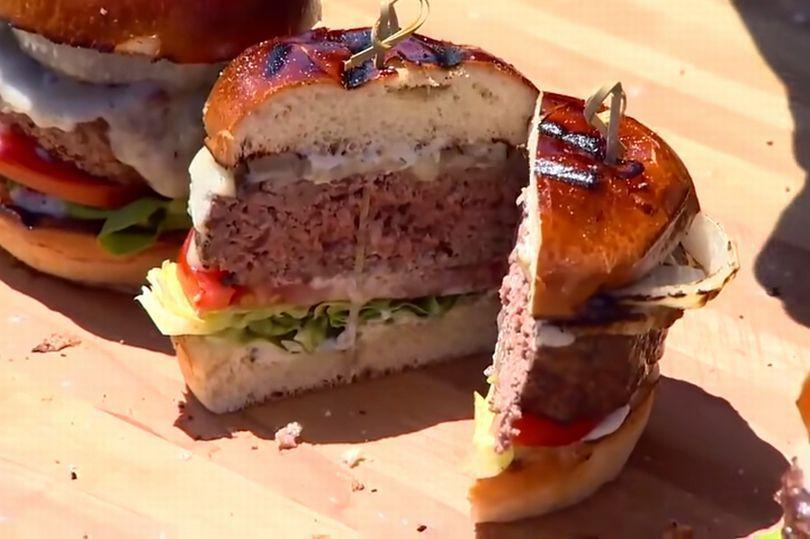 Cara bikin burger dari Gordon Ramsay