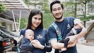Berhemat, Syahnaz Sadiqah Terima Mainan Bekas Rafathar Untuk Anak Kembarnya