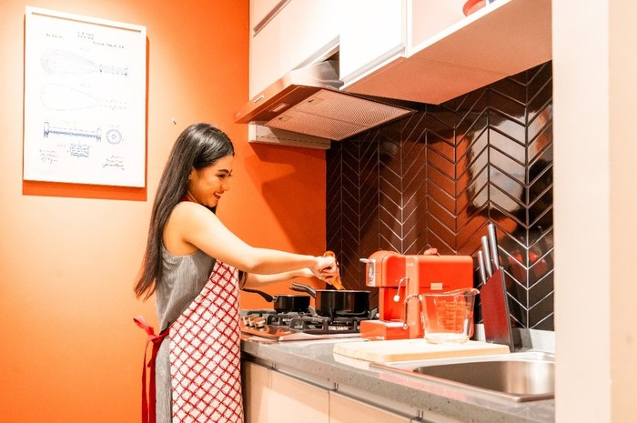 Promo Dapur Cantik dari Idemu by VIVERE