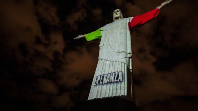 Patung Kristus the Redeemer