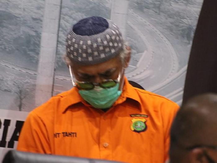 Tio Pakusadewo ditangkap lagi karena narkoba