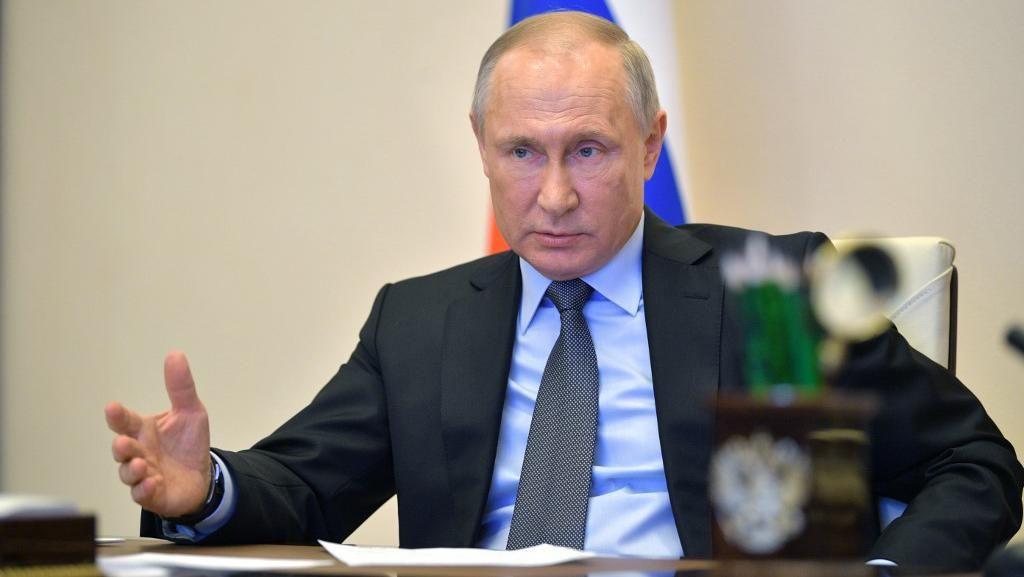 Putin Ulang Tahun, Hadiahnya Rudal Nuklir Hipersonik