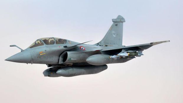 Pesawat Tempur Dassault Rafale B