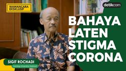 Bahaya di Balik Stigma Corona