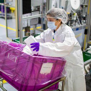 Ford Tiga Kali Tutup Pabrik Gara-gara Karyawan Positif Corona