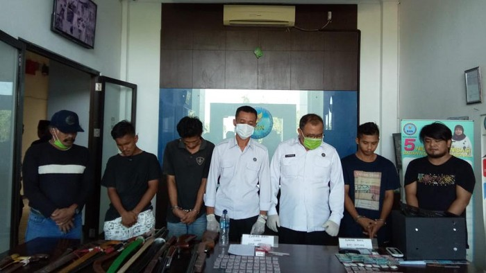 BNN Kota Samarinda bongkar jaringan pengedar sabu