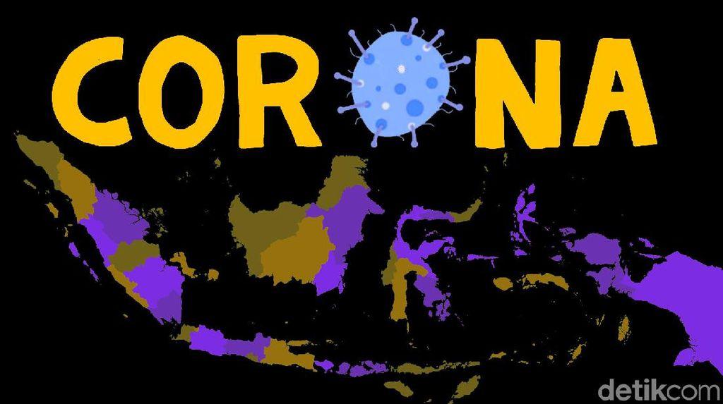 Hanya 3 Provinsi Ini Laporkan Nihil Kasus Baru Corona pada 14 Agustus