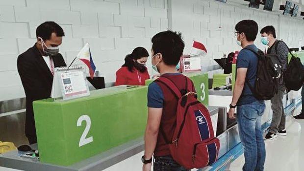 AirAsia Indonesia jemput warga manila di Jawa Tengah