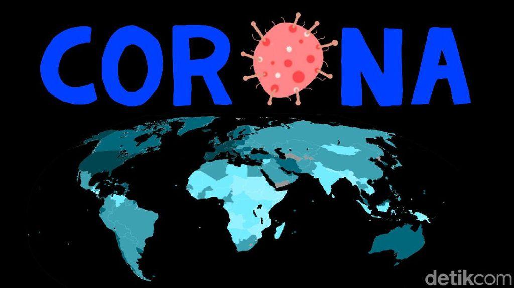 Update Corona RI 27 Oktober: Bertambah 719 Kasus, 944 Sembuh