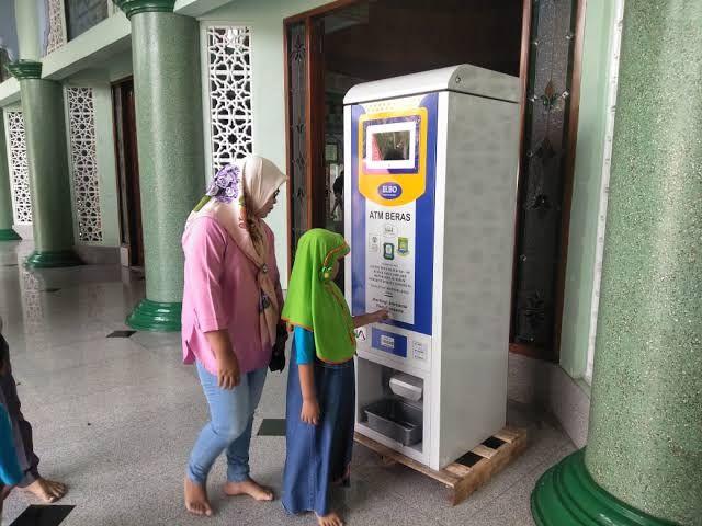 atm beras di Tangerang