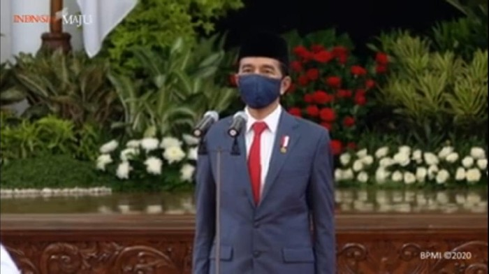 Presiden Jokowi Lantik Ahmad Riza Patria Jadi Wagub DKI