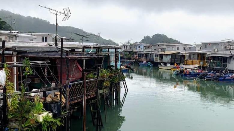 Desa Tai O Hong Kong