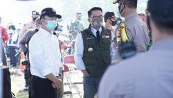 PSBB Hari Pertama, Penumpang KRL dan Kendaraan Kota Bogor Turun 50%