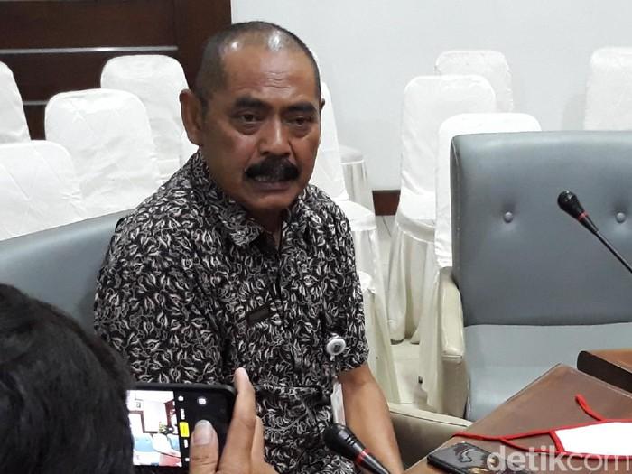 Wali Kota Solo, FX Hadi Rudyatmo, Rabu (15/4/2020).