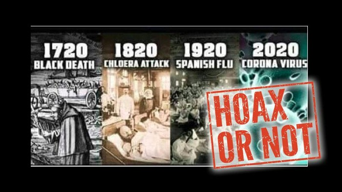 viral siklus pandemi
