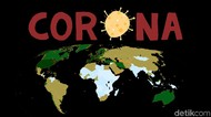 Update Lengkap Kasus Corona di RI pada 2 Juli