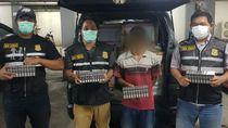 Bea Cukai Jatim I Amankan Mobil Bawa Rokok Ilegal Senilai Rp 200 Juta