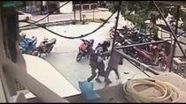 Sebelum Ditembak Mati, DPO MIT di Poso Lempar Molotov ke Polisi