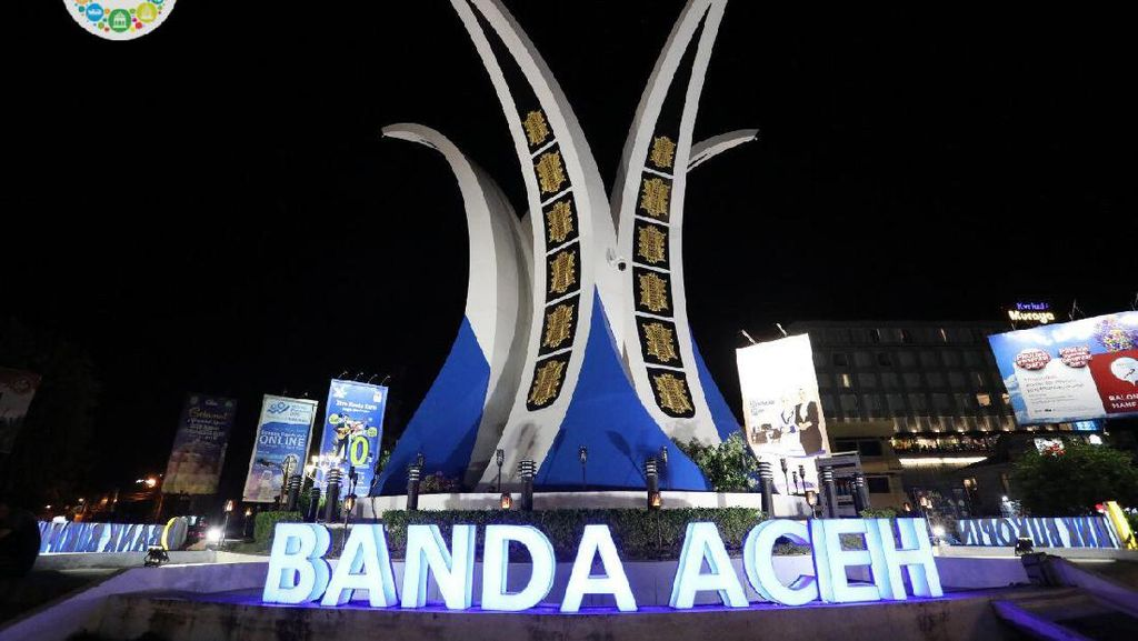 Ambil Sisi Positif COVID-19, Banda Aceh Siap Bangkitkan Wisata