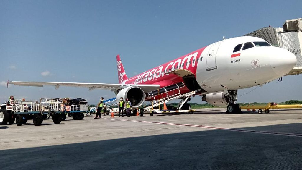 Kembali Terbang 18 Mei, AirAsia Indonesia Buka 2 Rute Ini
