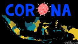 Jelang Lebaran 2021, Ini Daftar Daerah Zona Merah dan Zona Oranye RI