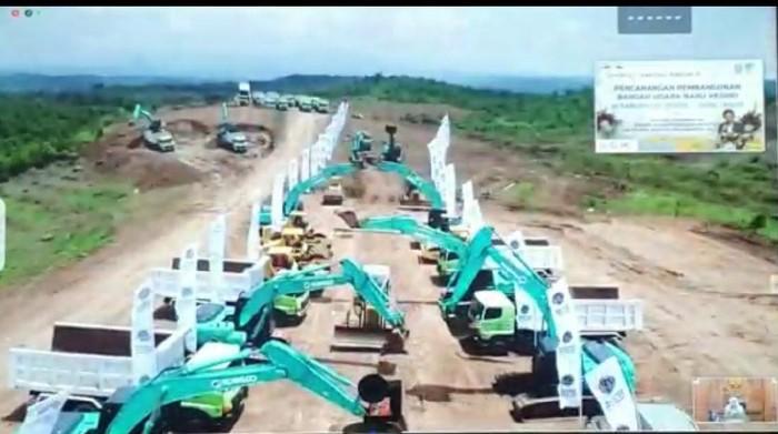 Bandara Baru di Kediri Mulai Dibangun Hari Ini