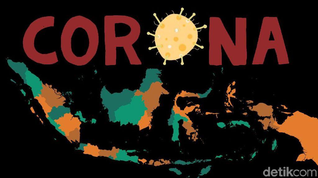 Hanya Babel dan Sulbar yang Nihil Kasus Baru Corona pada 12 Agustus!