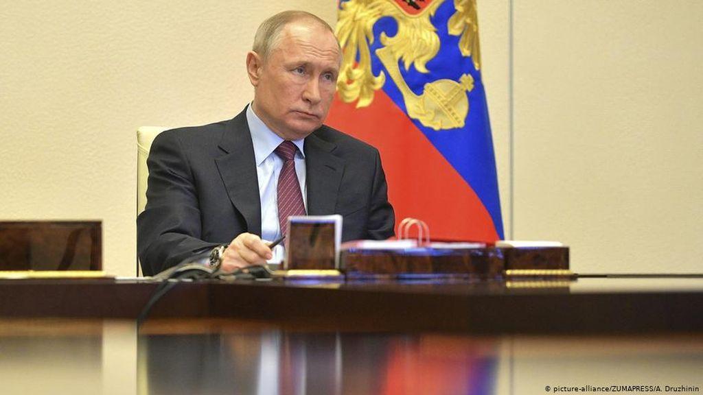 Video: Rusia Jadi Negara Pertama yang Setujui Vaksin Corona